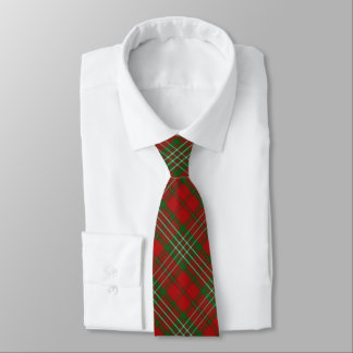 Scottish Clan Scott Tartan Plaid Tie