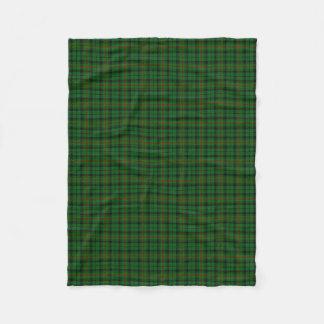 Scottish Clan Urquhart Classic Tartan Fleece Blanket