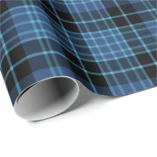 Scottish Clergy Tartan Wrapping Paper