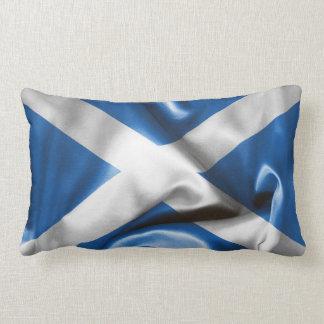 Scottish Flag Throw Pillows