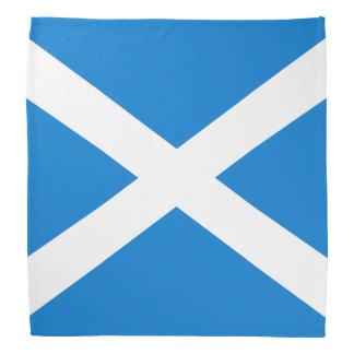 Scottish flag head kerchief