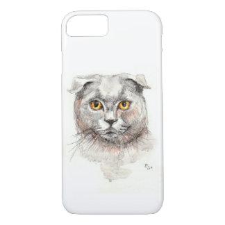 Scottish Fold Cat iPhone 8/7 Case