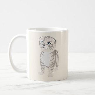 Scottish Fold Kitten Mug Mug