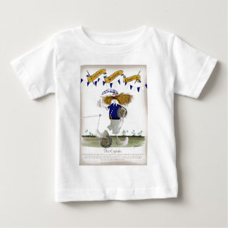 scottish football captain baby T-Shirt