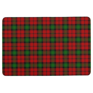 Scottish Gala Clan Kerr Tartan Floor Mat