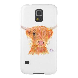 Scottish Highland Cow 'Fergus' for Samsung Cases