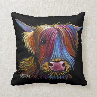 Scottish Highland Cow ' PODGER ' by Shirley M Cushion