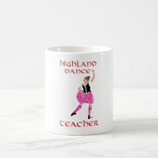 Scottish Highland Dance Teacher Coffee Mug