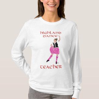 Scottish Highland Dance Teacher T-Shirt
