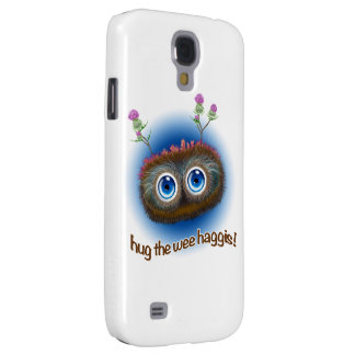 Scottish 'Hoots Toots Haggis' Samsung Galaxy S4 Cases