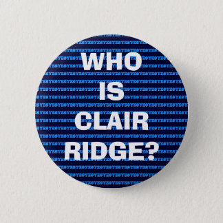Scottish Independence Clair Ridge Oil Field Badge