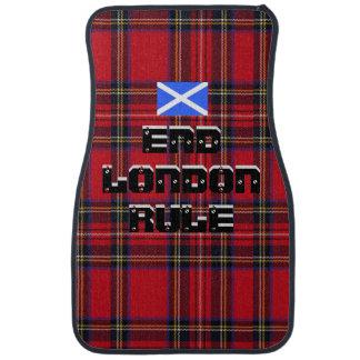 Scottish Independence No London Rule Car Set Car Mat