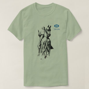 Scottish Independence Robert the Bruce T-Shirt