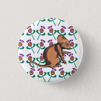 Scottish Independence Timorous Beastie Badge