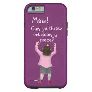 Scottish 'jeely piece' kid tough iPhone 6 case