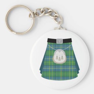 Scottish Kilt Key Ring