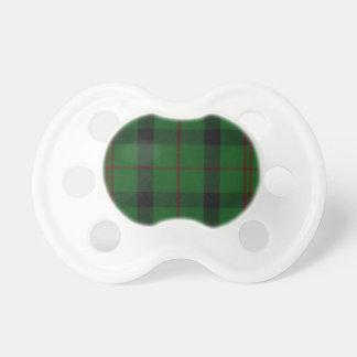 Scottish Kincaid Clan Tartan Plaid Baby's Binky Dummy