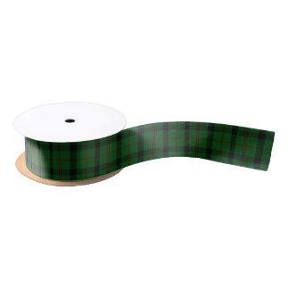 Scottish Kincaid Clan Tartan Plaid Unique Ribbon Satin Ribbon