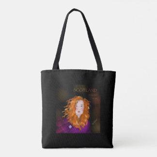 Scottish lassy bag