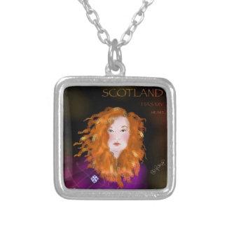 Scottish lassy necklace