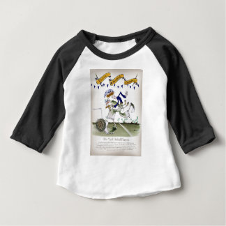 scottish left wing footballer baby T-Shirt