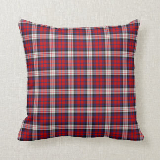 Scottish Plaid Pillow