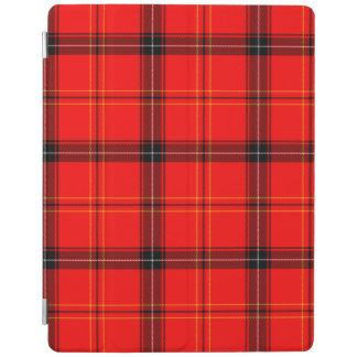 Scottish Red Tartan iPad Cover