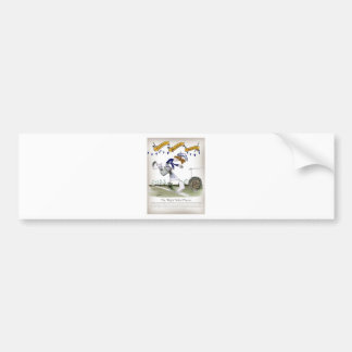 scottish right wing footballer bumper sticker