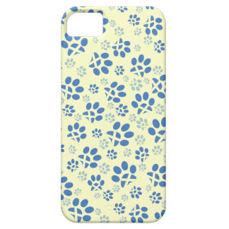 Scottish Saltire Cat Paw Print Case