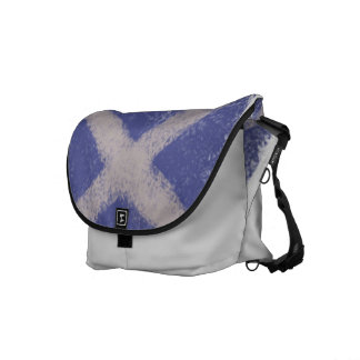 Scottish Saltire Chalky style Bag Commuter Bags
