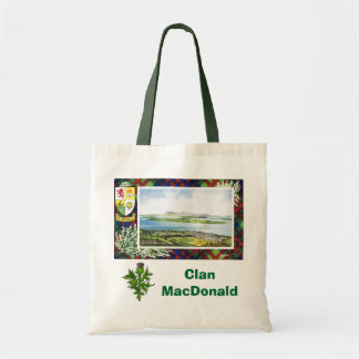 Scottish Tartan, Clan MacDonald,