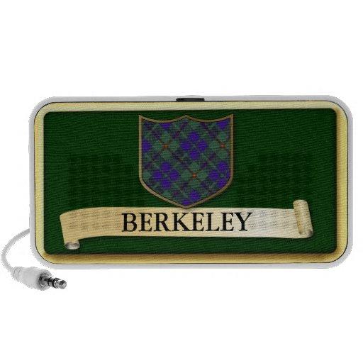 Scottish Tartan design - Berkeley - Personalise Speaker System