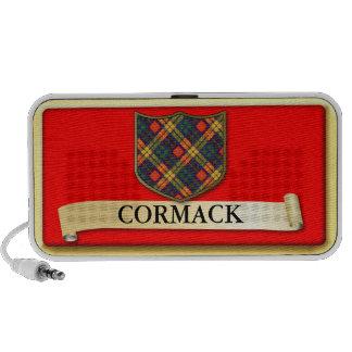 Scottish Tartan design - Cormack - Personalise Mini Speakers
