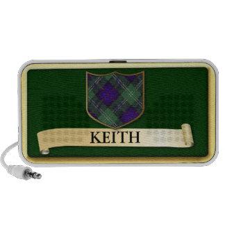 Scottish Tartan design - Sutherland - Personalise Speakers