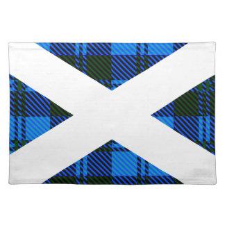 Scottish Tartan Flag Placemat