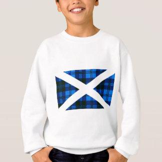 Scottish Tartan Flag Sweatshirt