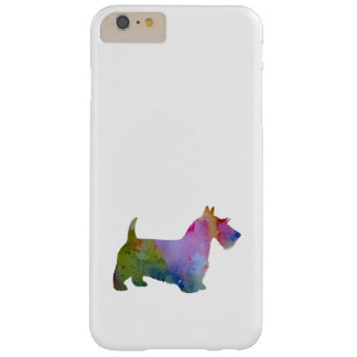Scottish Terrier Barely There iPhone 6 Plus Case