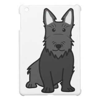 Scottish Terrier Dog Cartoon iPad Mini Covers