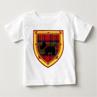 Scottish Terrier Emblem v6 Baby T-Shirt