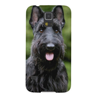 Scottish Terrier Galaxy S5 Covers