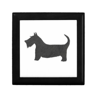 Scottish Terrier Gift Box