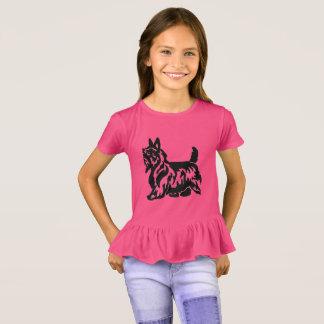 Scottish Terrier Girls Tee