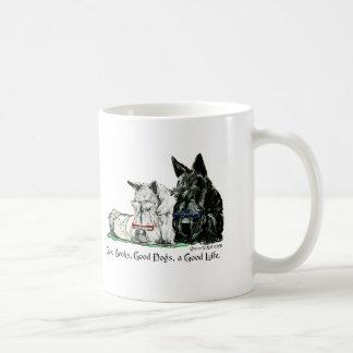 Scottish Terrier Good Life Mug