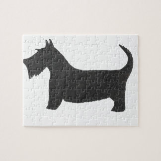 Scottish Terrier Jigsaw Puzzle