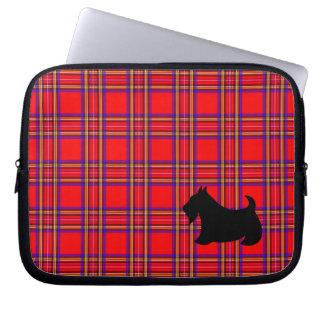 Scottish Terrier Laptop Computer Bag Computer Sleeve Cases