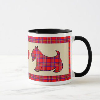 Scottish Terrier Scotty Dog Coffee Mug Gift