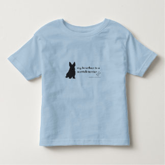 scottish terrier toddler T-Shirt