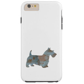 Scottish Terrier Tough iPhone 6 Plus Case