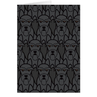 Scottish Terriers Card