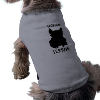 Scottish Terror Shirt